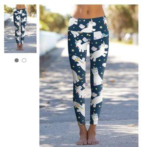 NEW Unicorn 🦄 Yoga Pants